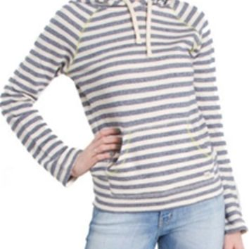 Billabong Good Thing Striped Pullover Hoody J6127GOO