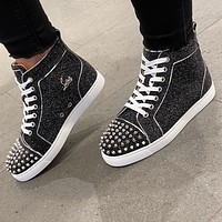 Christian Louboutin CL low top casual shoes 9/9