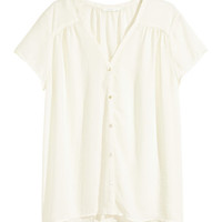 H&M V-neck blouse £12.99