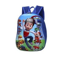 Toddler Backpack class MENGXILU Toddler Children Backpack Cute Dogs School Bag mochila infantil for Kindergarten Boys Girls Kids 3D Cartoon Women Bags AT_50_3