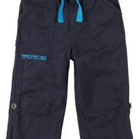 Clothing at Tesco | FF Cargo roll leg trousers > trousers > Younger boys (1-7years) >