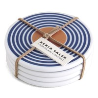 Xenia Taler Set of 4 Porcelain Coasters | Nordstrom