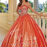 Quinceanera Dresses | House of Wu | Fiesta Gowns 56240 | Quince Dresses | Dama Dresses | GownGarden.com