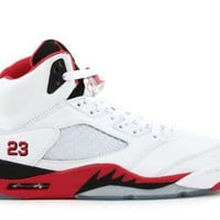 "Air Jordan 5 Retro ""Fire Red"" (2006)"