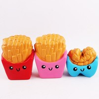 Squishy Fries Charms