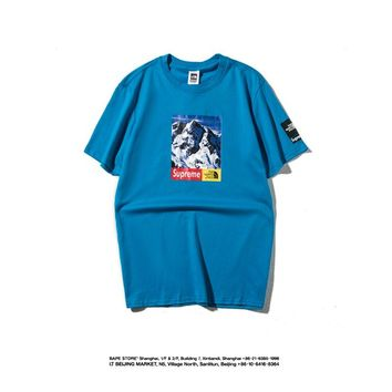 Cheap Women's and men's supreme t shirt for sale 85902898_0024