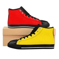 Colorblock Primary Sneakers