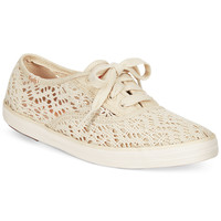 Keds Women's Champion Crochet Sneakers
