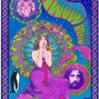 Fleetwood Mac 11 x 17 Music Poster - Style A