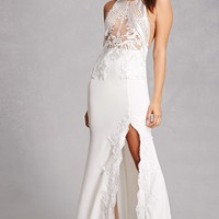 Ornate Embroidered Gown