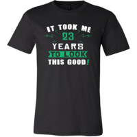 23th Birthday Shirt - It took me 23 years to look this good - Funny Gift