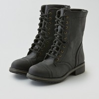 AEO LACE-UP HAMMER BOOT