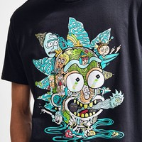 Killer Acid Rick And Morty Tee | Urban Outfitters