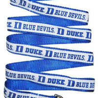 Duke Blue Devils Leash Large