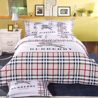 bedding set 4pcs pure cotton high quality duvet cover bed sheet pillowcases comfortable 100% cotton nake sleep queen king size