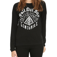 Fall Out Boy Centuries Girls Pullover Top
