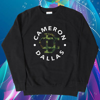 Cameron Dallas Army Logo Shirt Sweatshirt