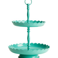 Two-tier Cake Stand - from H&M