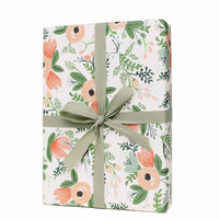 Wildflower Wrapping Sheets - Roll