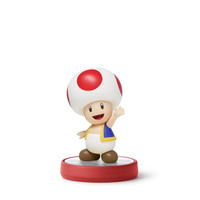 Toad Super Mario Series amiibo (US Version)