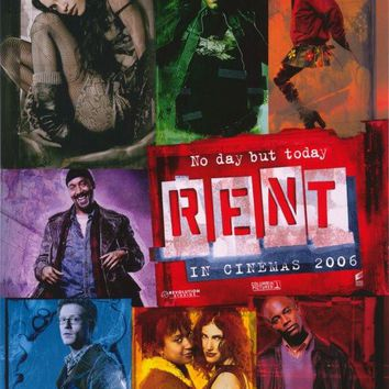 Rent 11x14 Movie Poster (2005)
