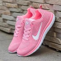 Tagre Nike Fashion Breathable Sneakers Sport Shoes