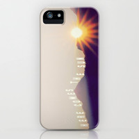 ♥ ♥ ♥    HERE COMES THE SUN   ♥ ♥ ♥   iPhone Case by SUNLIGHT STUDIOS | Society6