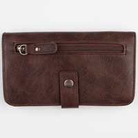 Roxy Sunset Wallet Brown One Size For Women 23414640001