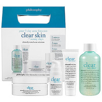 philosophy Clear Days Ahead™ 30-Day Acne Trial Kit