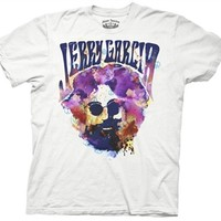 Jerry Garcia Watercolor T-Shirt | Vintage Classic Rock Tees