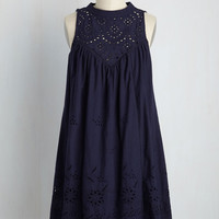 Excite Your Sources Dress | Mod Retro Vintage Dresses | ModCloth.com