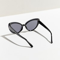 Overlay Cat-Eye Sunglasses   Urban Outfitters