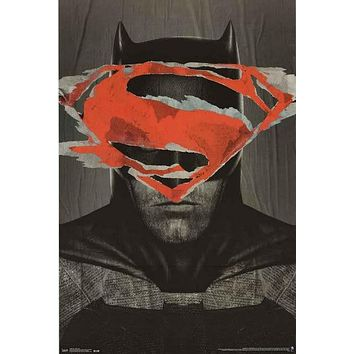 Batman v Superman: Dawn of Justice Poster 22x34