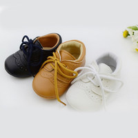 Leather Baby First Walkers Antislip First Walkers For Baby Boy Girl Genius Baby Infant Shoes  Free &Drop shipping