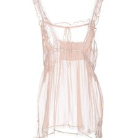 TWIN-SET LINGERIE Tank top - Underwear D | YOOX.COM