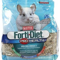 Kaytee Forti-Diet Pro Health Chinchilla Food 25 lbs