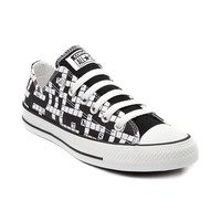 Converse All Star Lo Crossword Athletic Shoe, White, at Journeys Shoes