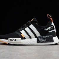 PEAP Adidas NMD x OFF White Boost Men Sneaker BA8860
