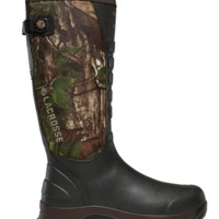 LaCrosse 4XALPHA REALTREE XTRA GREEN SNAKE BOOTS