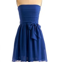 Custom A-line Strapless Sleeveless Short/Mini Chiffon Bridesmaid Dress With Sashes Free Shipping