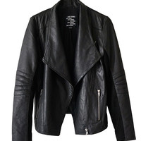 Diego Leather Jacket