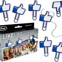 """LIKE"" LINE PICTURE HOLDER"
