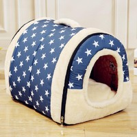 Multifuctional Pet House Dog Bed & Cat Bed
