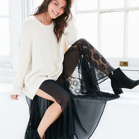 Out From Under Walk This Way Skirt Slip - Urban Outfitters