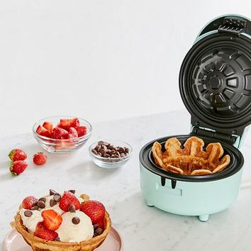 Mini Waffle Bowl Maker   Urban Outfitters