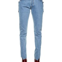 Reworked high-rise relaxed-skinny jeans | Vetements | MATCHESFASHION.COM US