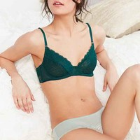 Out From Under Strappy Lace Underwire Bra