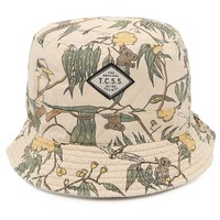 CRITICAL SLIDE SOCIETY Wattle Bucket Hat - Mens Backpack - Brown - One