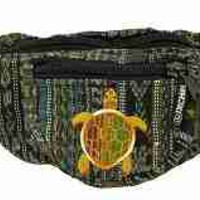 Terrapin Embroidered Fanny Pack