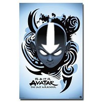 AVATAR POSTER The Last Airbender RARE HOT NEW 24X36